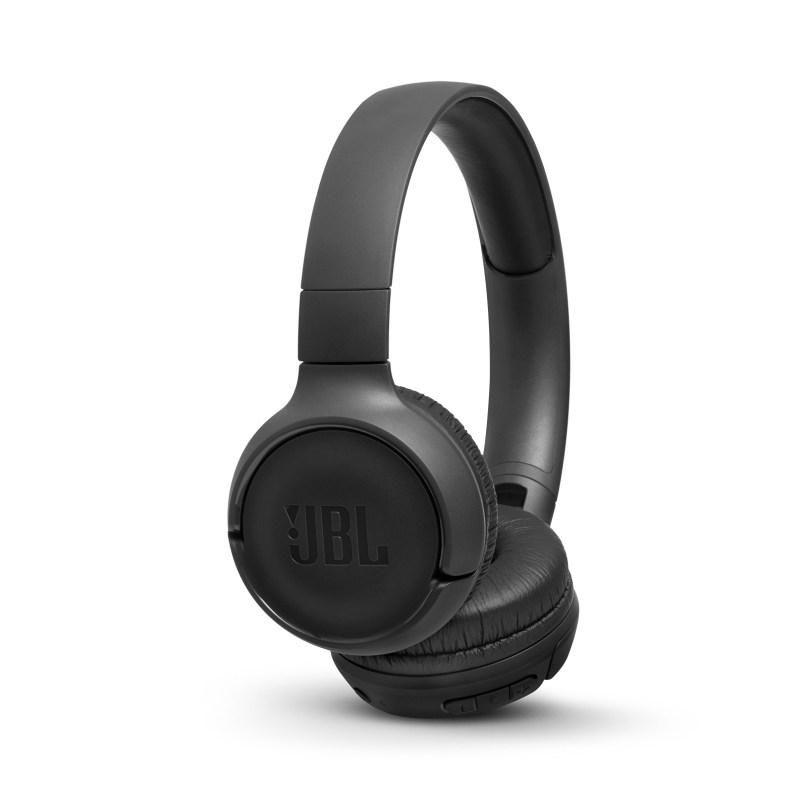 JBL Tune 500BT Bluetooth On-ear hoofdtelefoon zwart
