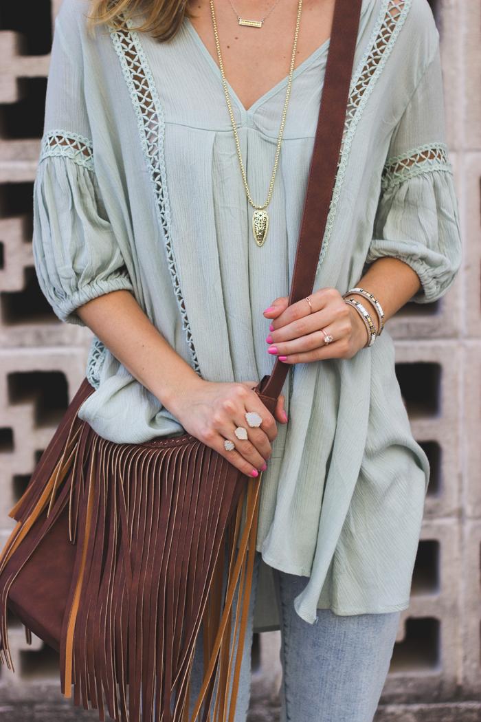 Boho Summer Tunic  LivvyLand  Austin Fashion and Style