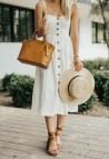 Button Down Sun Dress