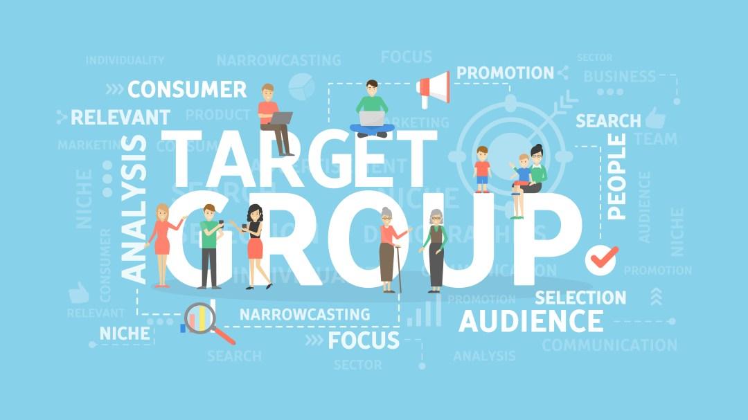 Community Page, Target Group, Target Marketing, Marketing, Business Intelligence