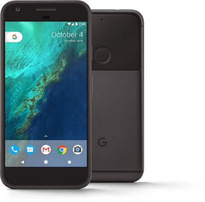 Google Pixel review - a new player or just a speck of colour? 14