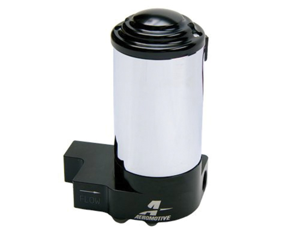 medium resolution of aeromotive in line 90 gph at h o electric fuel pump p n 11209