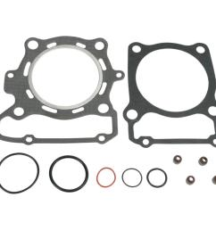 moose racing motorcycle top end gasket kit for kawasaki klx 300 r 97 07 810461 [ 1000 x 1000 Pixel ]