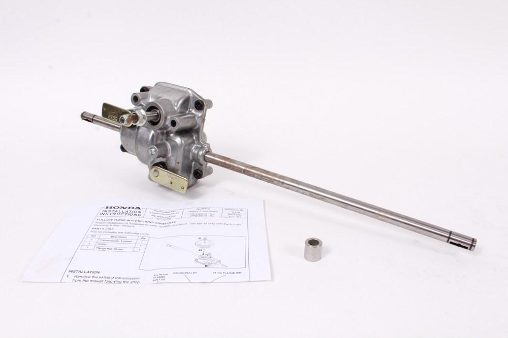 medium resolution of genuine honda 06200 vg4 d00 transmission fits specific hrr216 hrt216 oem