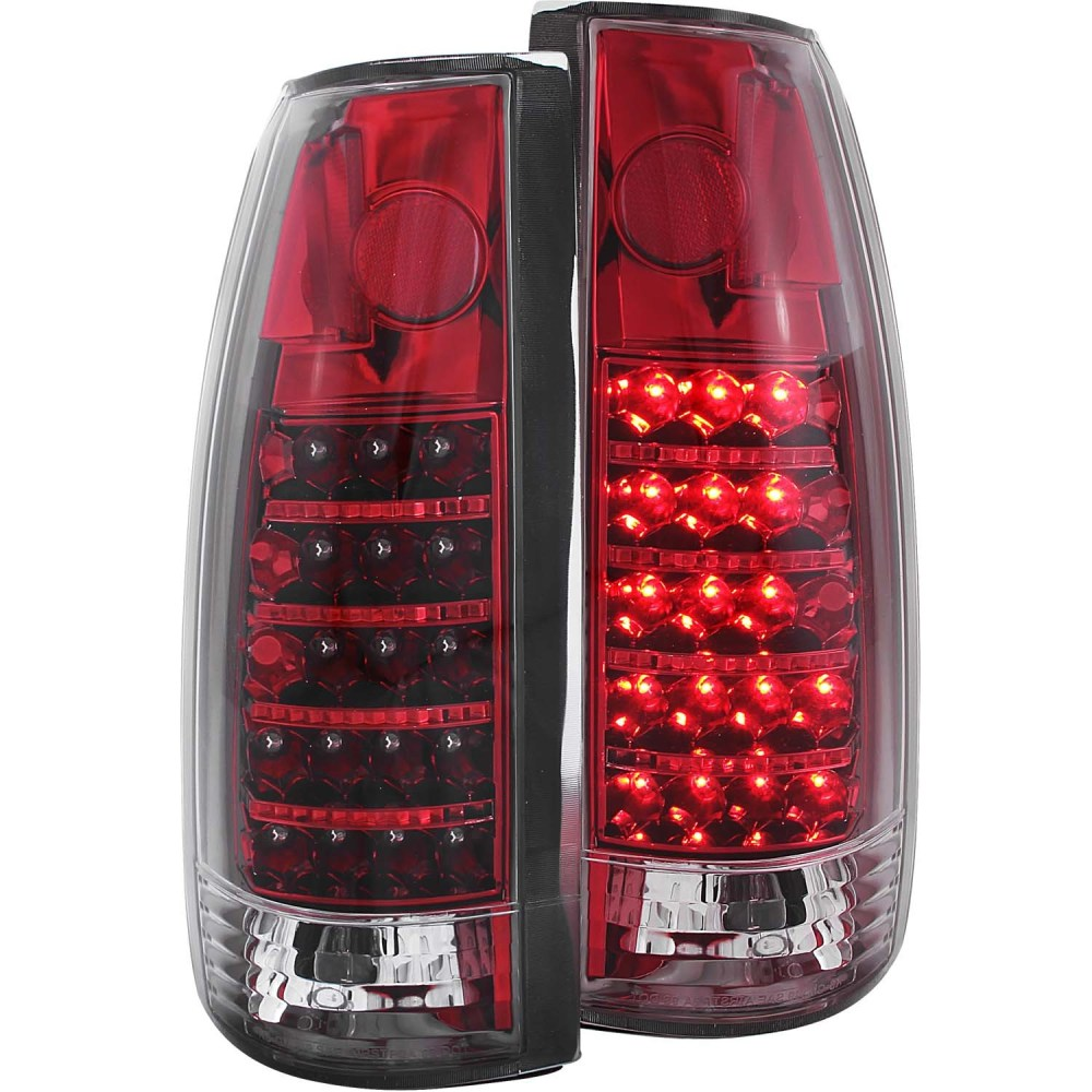 medium resolution of details about fits chevrolet gmc c k 1500 2500 3500 tail light left driver right passenger