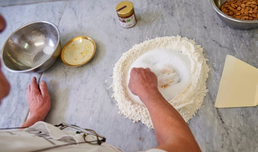Cantucci_making of