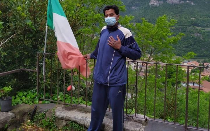 """""""Il libro del rifugio"""" – Da Signa a Brescia per combattere il virus. """"Ma non chiamatemi eroe"""""""