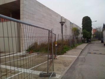 Veduta est Via Lazzerini 4