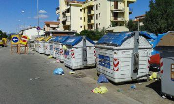 campi rifiuti via magenta 2
