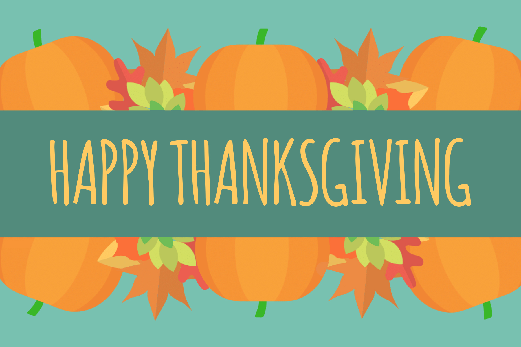 Free Thanksgiving Card The Holiday Season Is Literally Right By Pictarine Once Upon An App