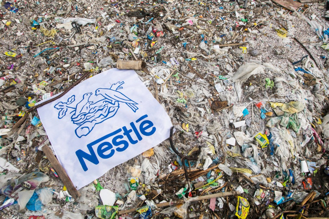 Image result for nestle pollution