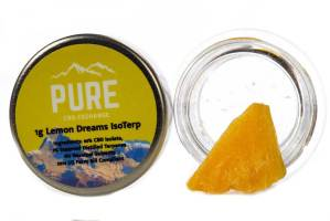 CBD Lemon Dreams IsoTerp