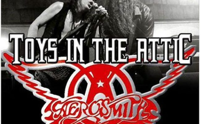 Toys In The Attic Aerosmith Tribute Putnam Place