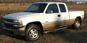 2000 chevrolet silverado 1500 repair