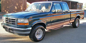 1993 ford f 150 repair service and