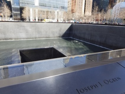 At National September 11 Memorial & Museum