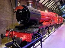 @ Warner Bros. Studio Tour London – Hogwarts Express Train