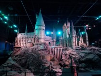 @ Warner Bros. Studio Tour London – Model of Hogwarts