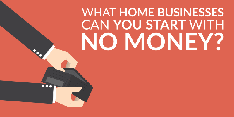 Home Based Business Opportunities with No Startup Cost - AppInstitute