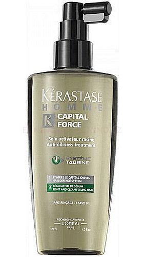 Sprej Kérastase Homme Capital Force Treatment AntiOiliness