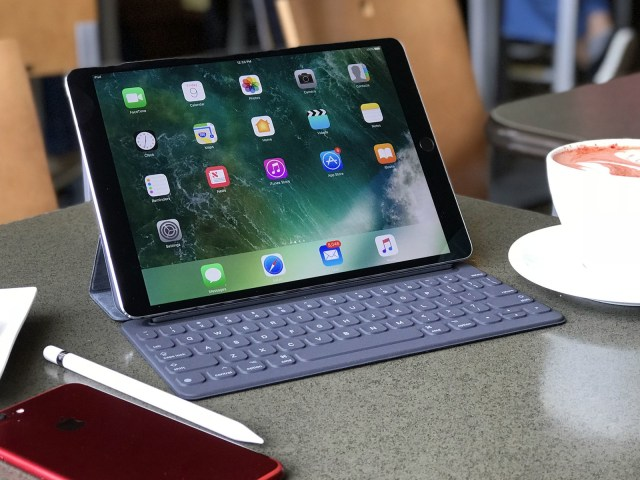 How are non-touch iPad screens fixed?