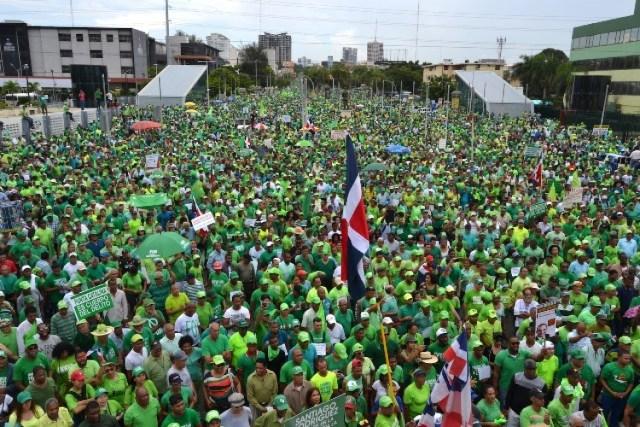 Resultado de imagen para la marcha del millon