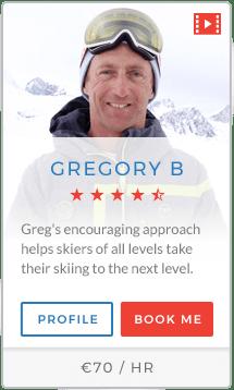 Gregory B Instructor Tignes