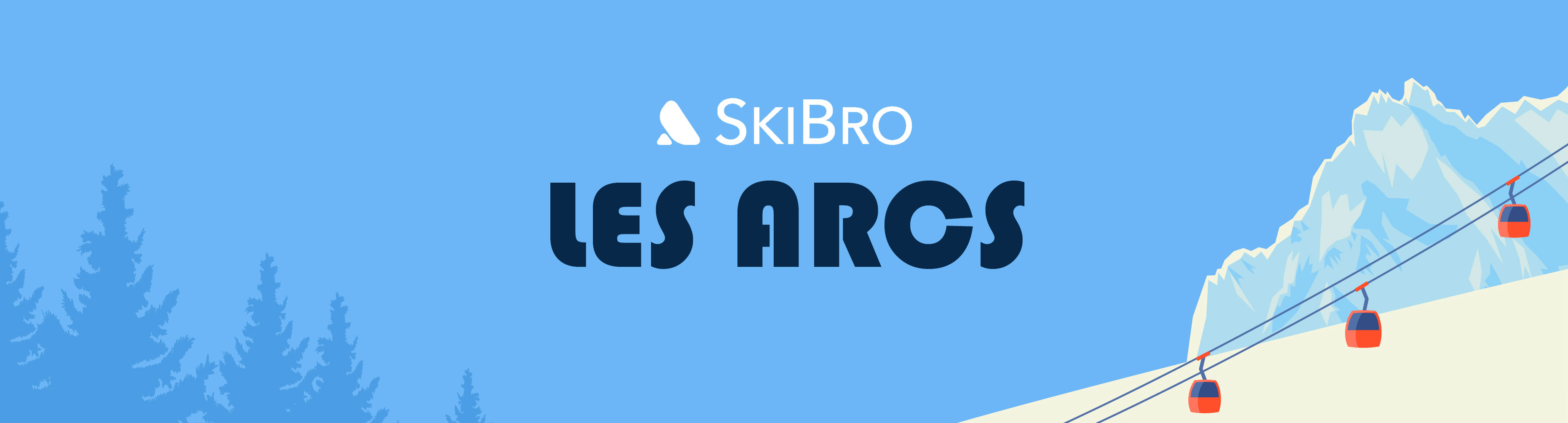 Skiing lesson Les Arcs