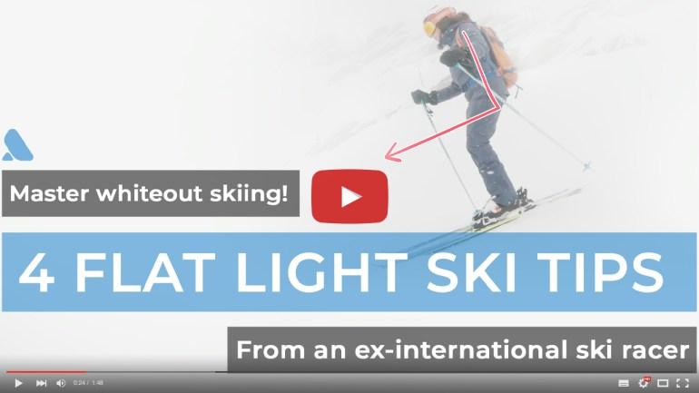 4-flat-light-ski-tips-youtube-video