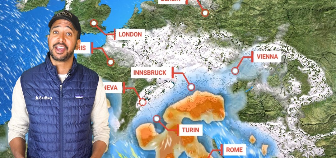 Ski and Snow Weather Forecaster