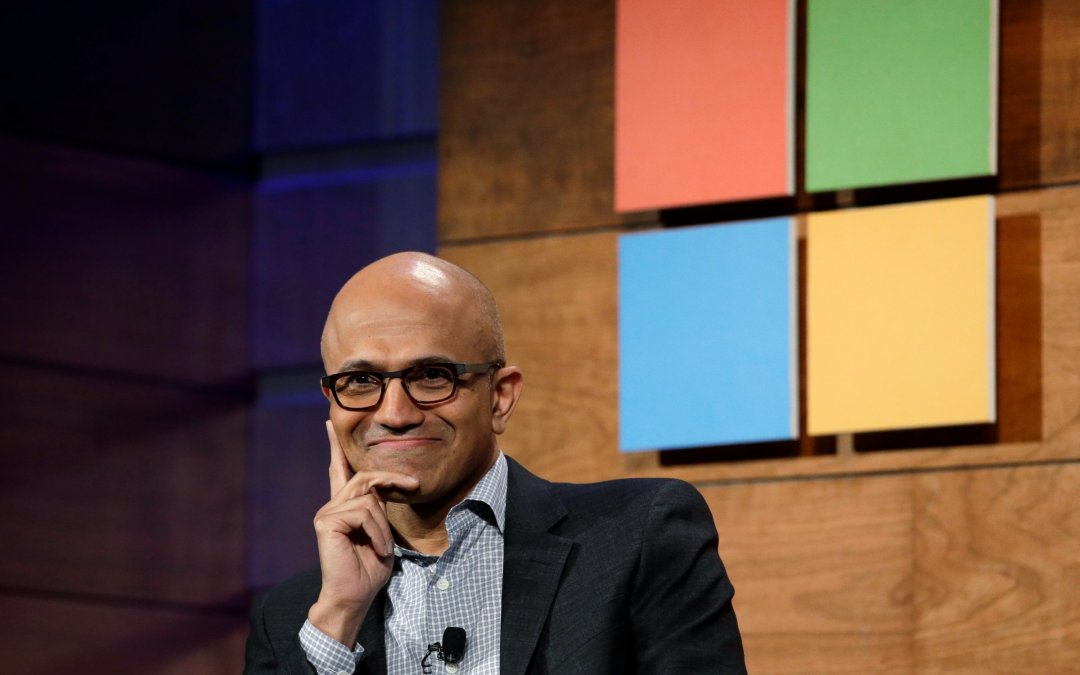 Microsoft Carbon Negative by 2030