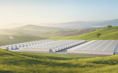 Just in the nick of climate-change time, grid-scale energy storage poised to come of age.