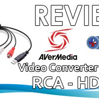 [REVIEW] Avermedia convertidor RCA-HDMI
