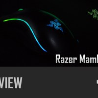 [REVIEW] Razer Mamba Chroma Tournament Edition.