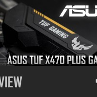 [REVIEW] ASUS TUF X470 PLUS GAMING – AMD RYZEN