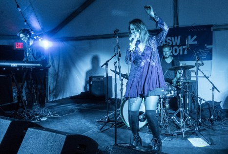 Mothica at ScratcHouse (SXSW)