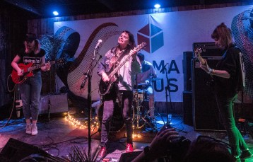 Gurr at Barracuda (SXSW)