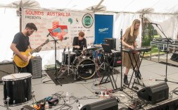 Woodes at East Tent (SXSW)