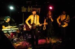Girl Skin at The Delancey (gg showcase)