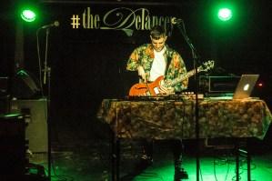 Nerve Leak @ The Delancey
