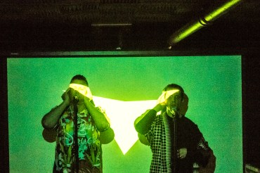 The Black Soft @ The Delancey