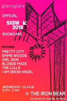 Poster for Official SXSW 2018 Showcase
