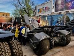 Batmobiles!