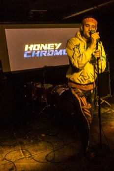 HoneyChrome @ The Delancey
