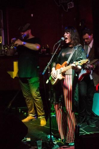 Emme Woods at The Iron Bear (glamglare showcase)