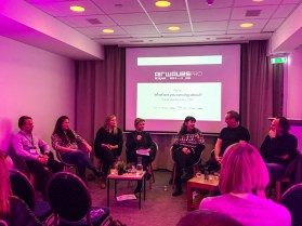 Panel on Sync #Airwaves19