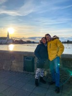 OOliver & Elke in Reykjavik #Airwaves19