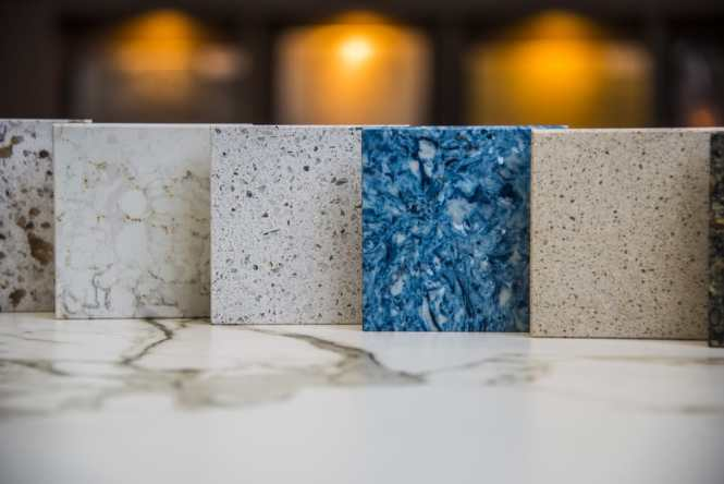Quartz Countertops Made Of Anyways