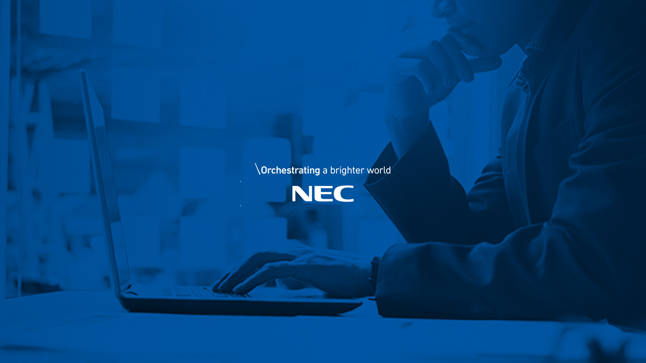 NEC's New Vision for the Smart Enterprise