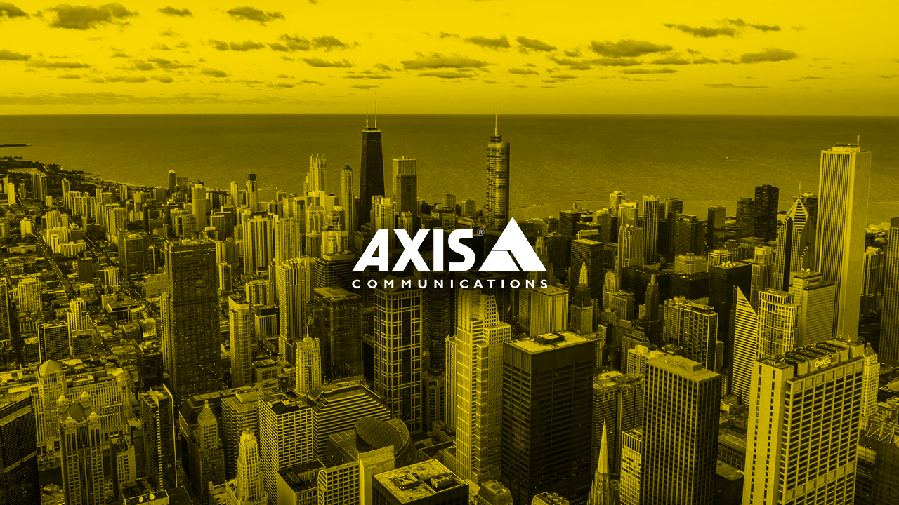 Axis: Audio Solutions Can Contribute To A Safer City